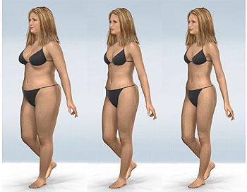 Cortando a refeição certa é possível ficar em forma