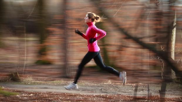 No inverno a corrida ao ar livre é uma ótima opção