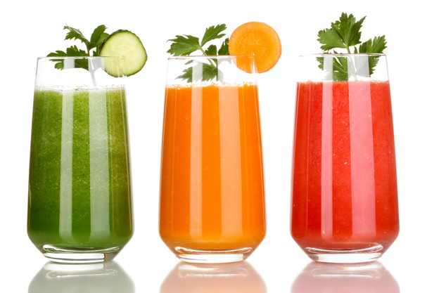 Suco Detox faz bem para o organismo e ajuda a emagrecer